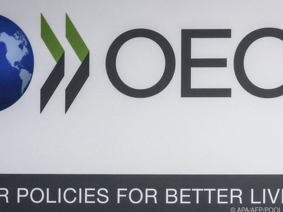 Treffen der OECD-Länder in Paris