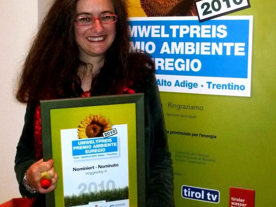 Trient, 22.12.2010  KLimapreis