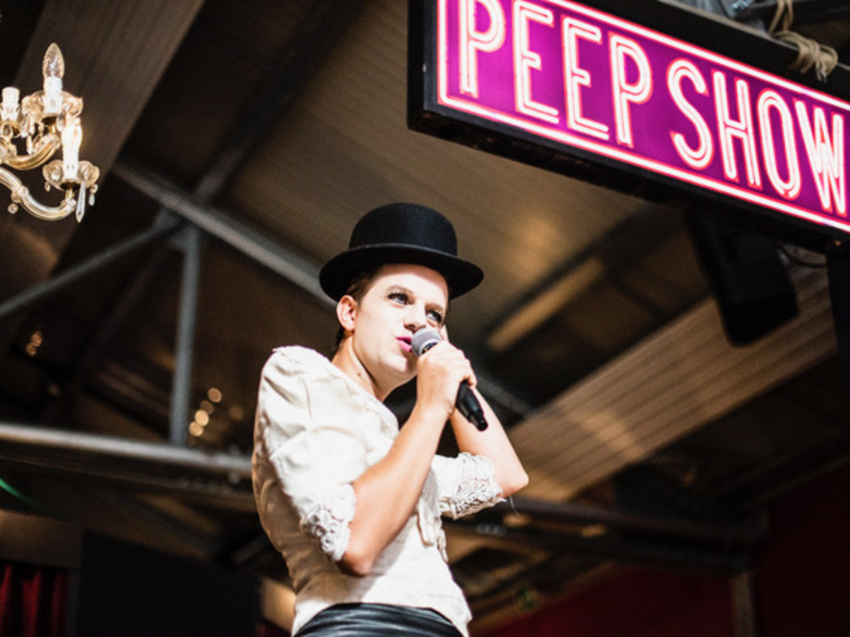 Un peep show per Cenerentola_Marzia Rizzo 1