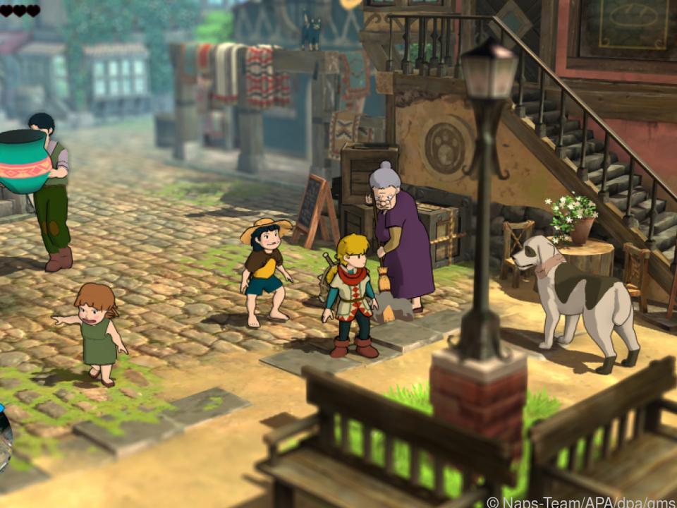Vom kleinen Dorf auf große Reise geht es namensgebenden kleinen Helden