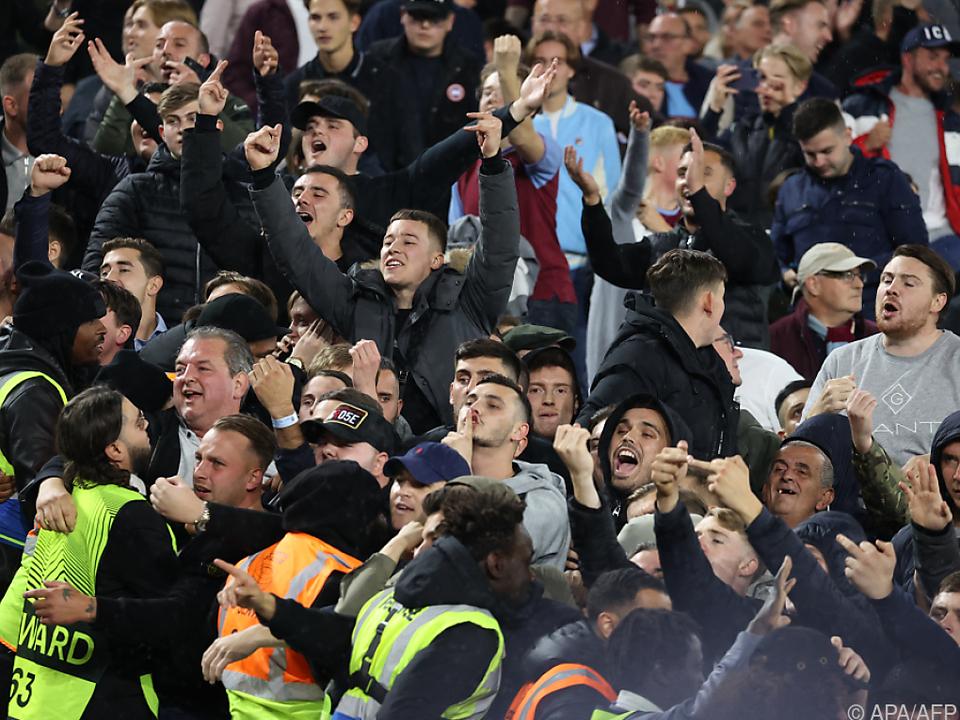 West Hams Anhänger kosteten Sieg aus